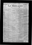 Le Messager, V5 N35, (12/04/1884)