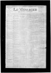 Le Messager, V5 N38, (01/01/1885)