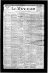 Le Messager, V5 N40, (01/15/1885)