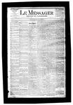 Le Messager, V5 N42, (01/29/1885)