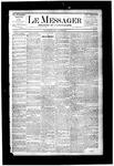 Le Messager, V5 N43, (02/05/1885)