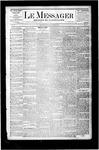 Le Messager, V5 N47, (03/05/1885)