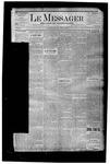 Le Messager, V5 N52, (03/19/1885)