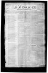 Le Messager, V6 N1, (03/26/1885)