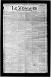 Le Messager, V6 N3, (04/09/1885)