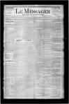 Le Messager, V6 N4, (04/16/1885)