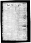 Le Messager, V6 N5, (04/23/1885)