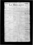 Le Messager, V6 N6, (04/30/1885)
