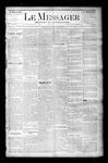 Le Messager, V6 N8, (05/14/1885)