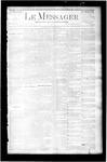 Le Messager, V6 N9, (05/21/1885)