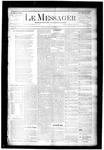 Le Messager, V6 N10, (05/28/1885)