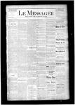 Le Messager, V6 N11, (06/04/1885)