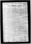 Le Messager, V6 N12, (06/11/1885)