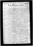 Le Messager, V6 N13, (06/18/1885)