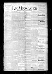Le Messager, V6 N16, (07/09/1885)