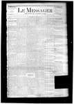 Le Messager, V6 N18, (07/28/1885)