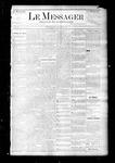 Le Messager, V6 N20, (08/06/1885)