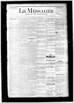 Le Messager, V6 N21, (08/13/1885)