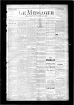 Le Messager, V6 N22, (08/20/1885)