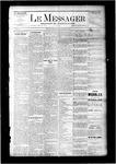 Le Messager, V6 N25, (09/10/1885)