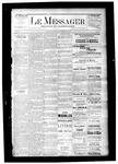 Le Messager, V6 N27, (09/24/1885)