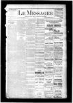 Le Messager, V6 N28, (10/01/1885)