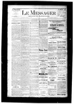 Le Messager, V6 N30, (10/15/1885)