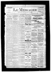 Le Messager, V6 N31, (10/22/1885)