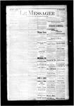 Le Messager, V6 N32, (10/29/1885)