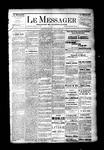 Le Messager, V6 N33, (11/05/1885)