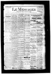 Le Messager, V6 N34, (11/12/1885)