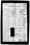Le Messager, V6 N35, (11/19/1885)