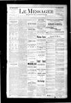 Le Messager, V6 N39, (12/17/1885)