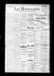 Le Messager, V6 N40, (12/24/1885)