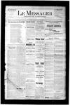 Le Messager, V6 N42, (01/07/1886)