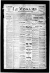 Le Messager, V6 N43, (01/14/1886)