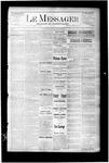 Le Messager, V6 N44, (01/21/1886)