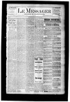 Le Messager, V6 N45, (01/28/1886)