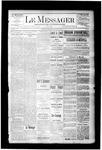 Le Messager, V6 N46, (02/04/1886)