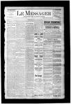 Le Messager, V6 N47, (02/11/1886)