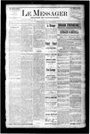 Le Messager, V6 N49, (02/25/1886)