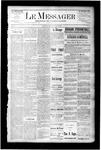 Le Messager, V6 N51, (03/11/1886)
