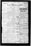 Le Messager, V6 N52, (03/18/1886)