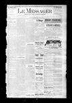 Le Messager, V7 N1, (03/24/1886)