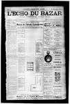 L'Echo du Bazar, N2, (11/19/1885)