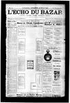 L'Echo du Bazar, N3, (11/20/1885)