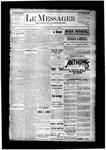 Le Messager, V7 N6, (04/29/1886)