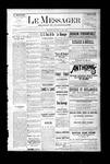Le Messager, V7 N10, (05/27/1886)