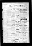 Le Messager, V7 N12, (06/10/1886)