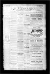 Le Messager, V7 N14, (06/24/1886)